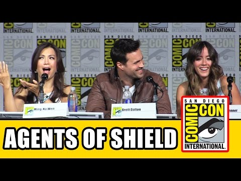 Agents of SHIELD Comic Con 2015 Panel - UCS5C4dC1Vc3EzgeDO-Wu3Mg
