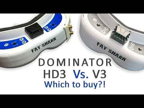 Dominator HD3 vs V3s! Which one should you buy?! - UCnESUCra9OFwE8vAcCvHzNg