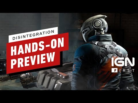 Disintegration Hands-On Preview - IGN First - UCKy1dAqELo0zrOtPkf0eTMw