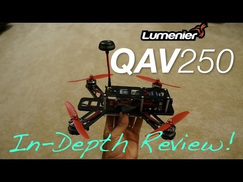 QAV250 Mini Quad In-Depth Review! - UCkucB41SgYGTLe-_z-I4MJw