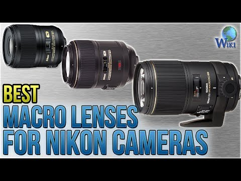 8 Best Macro Lenses For Nikon Cameras 2018 - UCXAHpX2xDhmjqtA-ANgsGmw