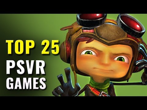 Top 25 PlayStation VR Games of All Time - UCcGL_0yoZTskvlgAixaEjEg