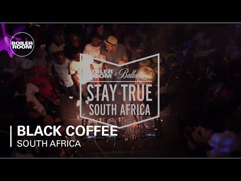 Black Coffee Boiler Room & Ballantine's Stay True South Africa DJ Set - default