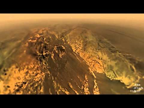 What Huygens Saw On Titan - New Image Processing - UCVTomc35agH1SM6kCKzwW_g