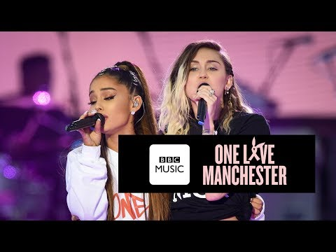 Miley Cyrus and Ariana Grande - Don't Dream It's Over (One Love Manchester) - UCZtDUmC3W7j25XHZWFT_XgQ