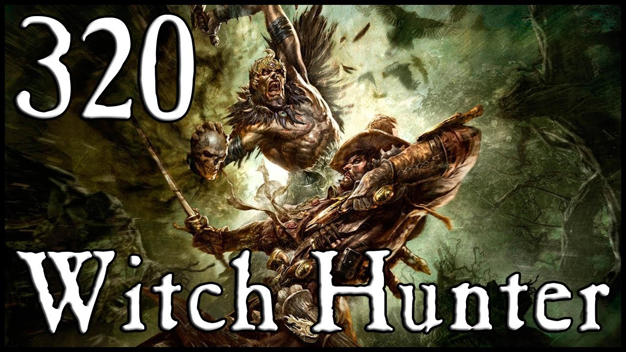 Warsword Conquest - Witch Hunter E320 (Warband Mod)