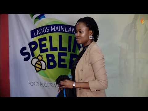 LAGOS MAINLAND SPELLING BEE COMPETITION 2019  by EDU-AID  SEMIFINAL - Round 2