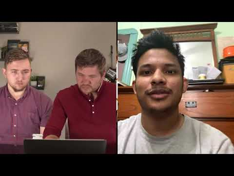 Prophetic Hour with Pastor Ilya and Serjey