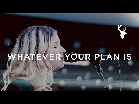 Whatever Your Plan Is - Josie Buchanan  Moment