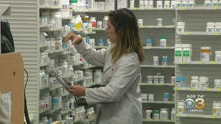 CVS Pharmacy Trying To Make It Harder For Thieves To Steal Opioids