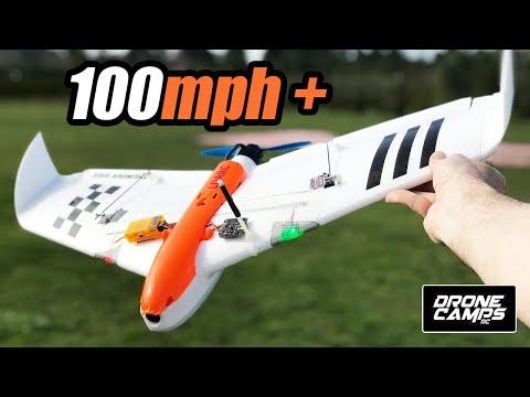 100mph Fpv Wing for $40? - Kingkong Thunder 600X - Full Review & Flights - UCKy1dAqELo0zrOtPkf0eTMw