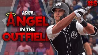 NEW PITCHER TAKES OVER?! Angel in the Outfield #5! MLB The Show 19 Diamond Dynasty