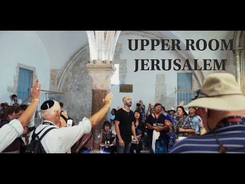 UPPER ROOM singing We Exalt Thee in Hebrew / Vlog ep2