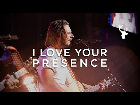 I Love Your Presence - Austin Johnson  Moment