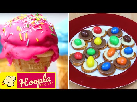 DIY Quick and Easy Recipes: Fun Food for Kids | Cooking for Children