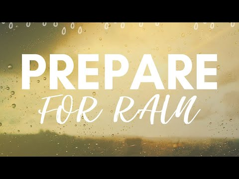Roar Church Texarkana  Prepare for Rain Part 5  1-26-2020