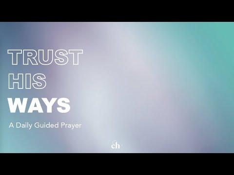 Trust His Ways