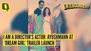Will always choose scripts sensitively: Ayushmann Khurrana| The Quint