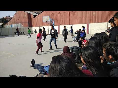 Best ever seen dance Nepali song dance in college