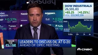 Oil could move lower after G-20 meeting, says strategist