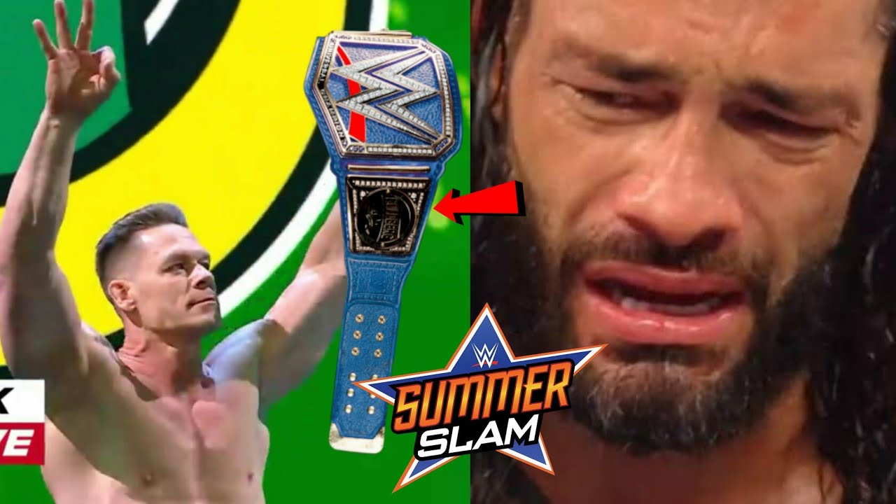 5 WWE Mysteries that will be solved in 2021 ! The Fiend Return ! John Cena vs Roman Reigns !