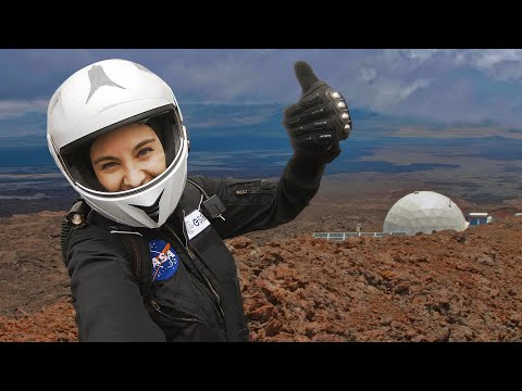 Life as a moon astronaut, here on Earth  - UCOmcA3f_RrH6b9NmcNa4tdg