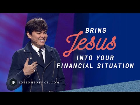 Bring Jesus Into Your Financial Situation  Joseph Prince