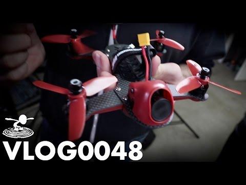 VORTEX 150 - TINY RACE DRONE   VLOG0048 - UC9zTuyWffK9ckEz1216noAw