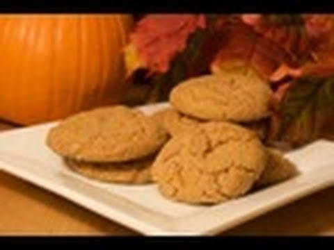 Chewy Ginger Cookies: Cookie Jar #21