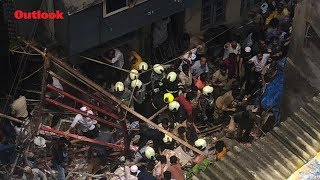 12 Killed, Over 40 Feared Trapped As 4-Storey Building Collapses In Mumbai's Dongri