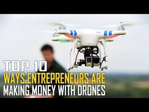 Top 10 Ways People are Making Money with Drones - UCsUrOmD9lYgt2C0w0tJfDew