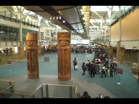 Vancouver International Airport YVR