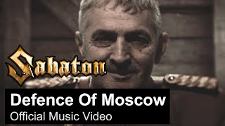 Defence Of Moscow (Official Music Video)