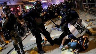 China condena la violencia en Hong Kong y reitera su respaldo a Carrie Lam