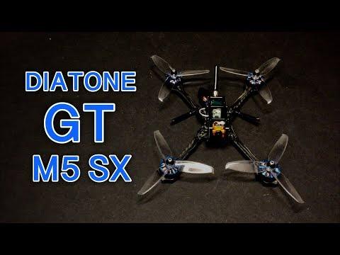 Flight Test Review  Diatone  GT-M530 Stretch X FPV Racer - UC9l2p3EeqAQxO0e-NaZPCpA