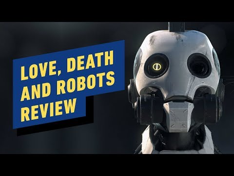 Netflix's Love, Death and Robots Review - UCKy1dAqELo0zrOtPkf0eTMw