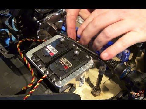 "RC ADVENTURES - Project: ""LARGE"" / LOSi 5T Series (PT3) - D.S.R - Dual Steering Servo Setup - UCxcjVHL-2o3D6Q9esu05a1Q"
