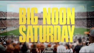 Big Noon Kickoff and Big Noon Saturday | College Football on FOX