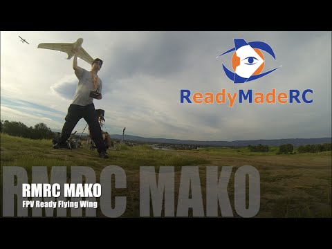 RMRC Mako - FPV Flying Wing - UCGBpxWJr9FNOcFYA5GkKrMg