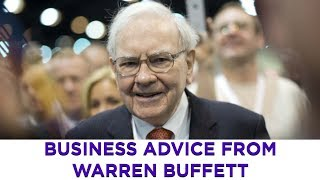 Warren Buffett shares his secrets to success