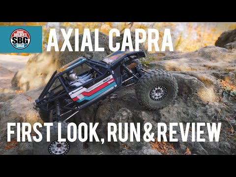Axial Capra - Greatest Of All Time?