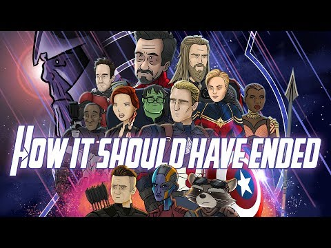 How Avengers Endgame Should Have Ended - UCHCph-_jLba_9atyCZJPLQQ