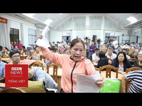 Nhà hát 1.500 tỷ và nước mắt Thủ Thiêm - BBC News Tiếng Việt
