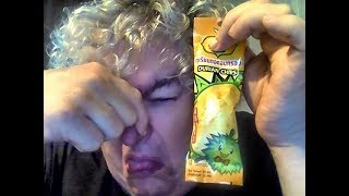 I Try DURIAN For The First Time (The World's Stinkiest Fruit)