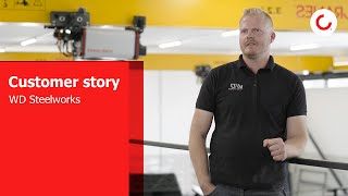 Customer Story: WD Steelworks