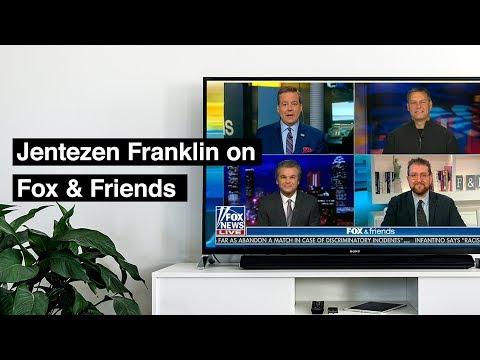 The Body of Christ Cannot Be Silent  Jentezen Franklin on Fox & Friends