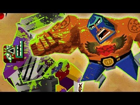 Guacamelee! Super Turbo Championship Edition - Wii U Trailer - E3 2014 - UCKy1dAqELo0zrOtPkf0eTMw