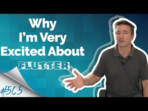 Why I'm Very Excited About Flutter - UCqdoJlow7frlcx3aB74nX_A