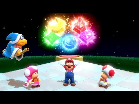 Super Mario Party - Challenge Road - All Worlds - UCW8z7Zl7nHno40mYGa9lh5g