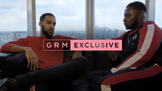 LV General vs J Lucia [The Rap Game UK Interview] | GRM Daily